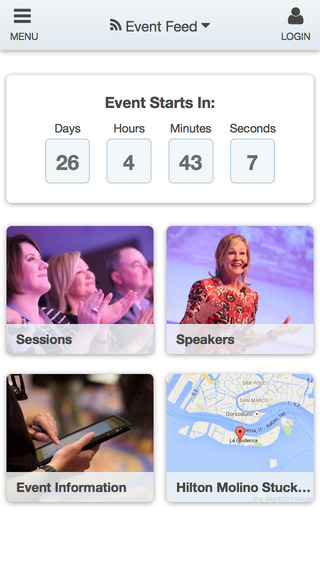 Adecco Leaders Conference App