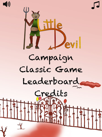 Little Devil - A Journey Through The Hell