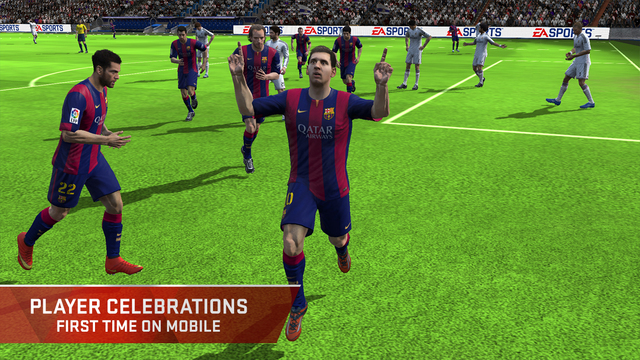 EA SPORTS FIFA iPhone iPad