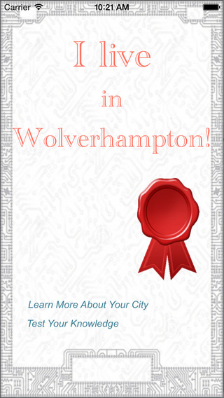 Wolverhampton Proud Resident