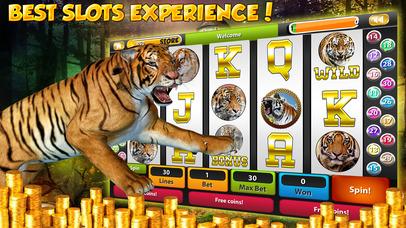 Screenshot 1 Игры слоты — дом казино Spin и результат — победа — это!