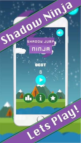 Shadow Jump Ninja