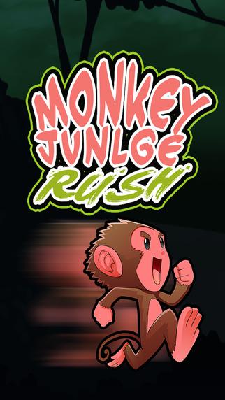 Monkey Jungle Rush