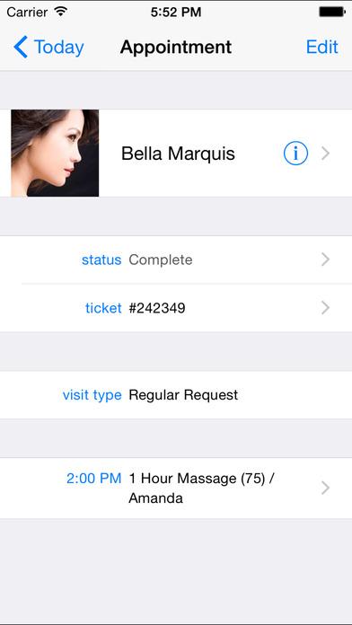 STX iPhone Screenshot 1