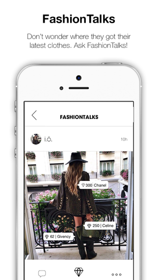 FashionTalks Social Fashion Network to Discover New Outfits Looks and Styles