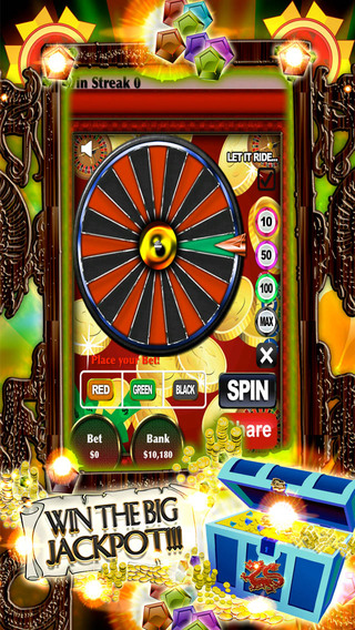 Vegas Coins Payout Roulette Fortune Free HD Game