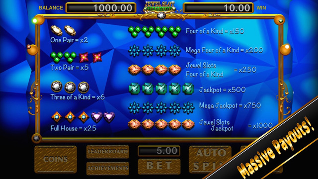 Jewel Slots - The Lucky One Run the Gems: King of Games Triple 777 Diamond Slot Machine
