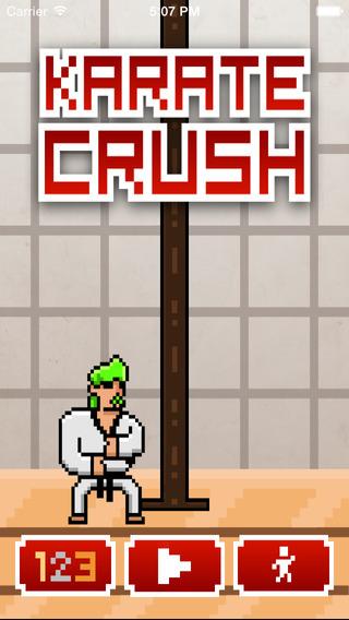 Karate Crush Fight