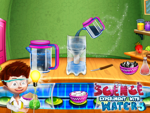 science projects with water Science fair project # 1 meaning of water pollution: to understand water pollution, it is essential to know the chemical phenomena that occur in water the chemical phenomena includes acid-base reaction, solubility, oxidation-reduction and complexion reactions.