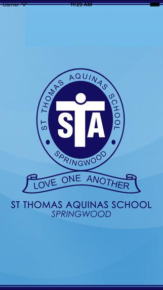 St Thomas Aquinas Springwood - Skoolbag