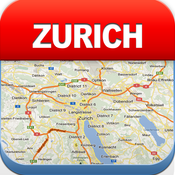 Zurich Offline Map – City Metro Airport [iOS]