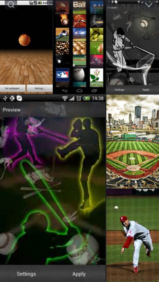 Baseball Wallpapers HD - Collections Of Baseball Sports Backgrounds Pictures
