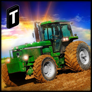 Village Farmer Simulator 3D 遊戲 App LOGO-硬是要APP