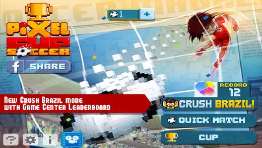 《像素世界杯 - Pixel Cup Soccer [iOS]》