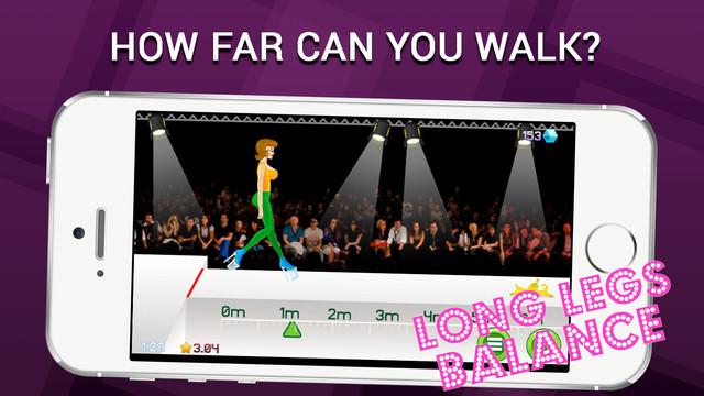 Long Legs Balance Deluxe