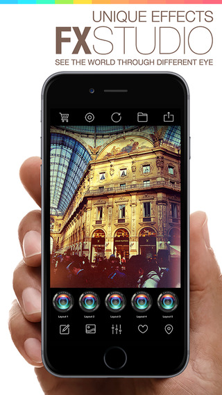 Camera Shot 360 - camera effects filters plus photo editor