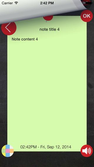 Sticky Notes X
