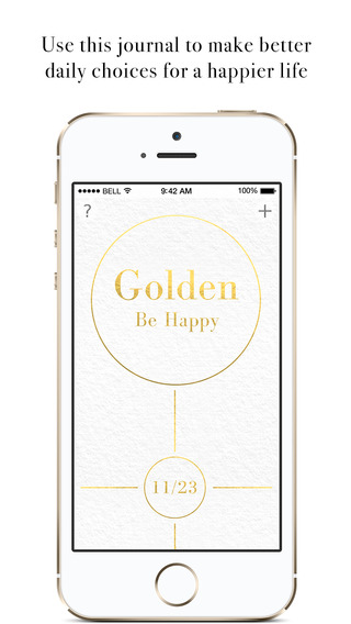 Golden: Be Happy