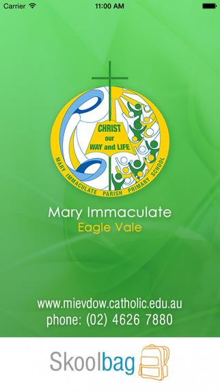 Mary Immaculate Eagle Vale - Skoolbag