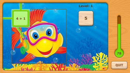 Abby Undersea Math