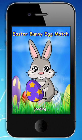 Match Bunny Eggs