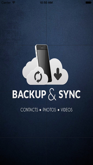 Backup and Sync - Contacts Photos and Videos