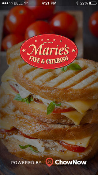 Marie's Cafe Catering