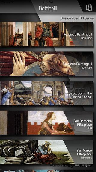 Botticelli HD