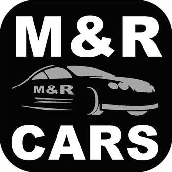 M & R Cars LOGO-APP點子