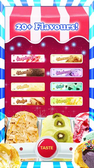 Candy Ice Cream Parlour - HD Kids Games
