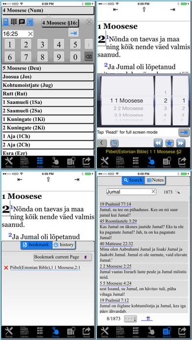 Piibel(Estonian Bible) iPhone Screenshot 5