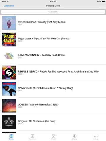 Free Music Downloader - Mp3 Download for SoundCloud®