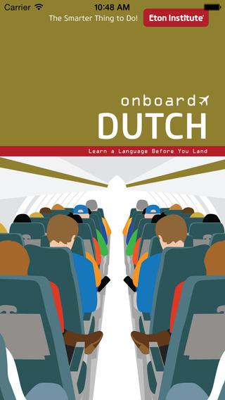 Onboard Dutch