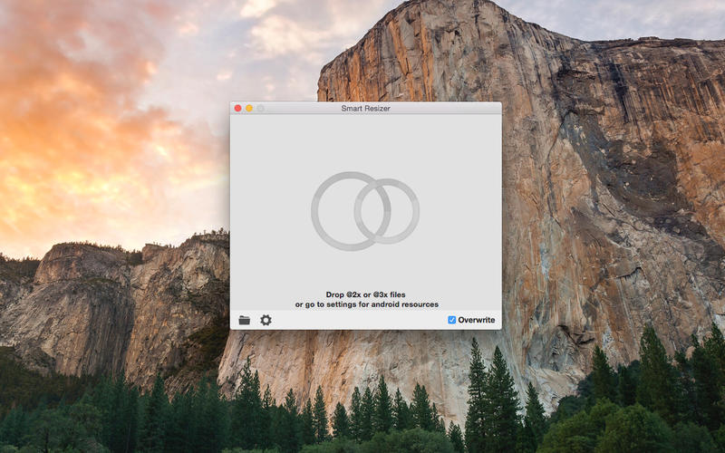 Smart Resizer for Mac