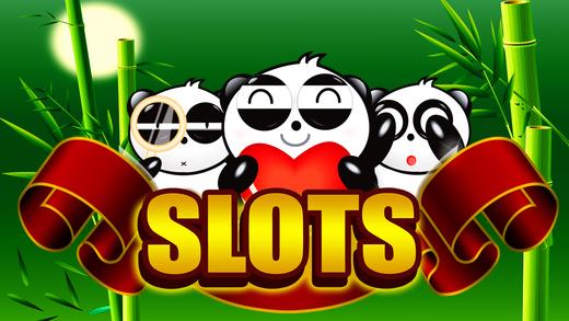 Slots Hit Win Big Lucky Panda in Vegas Play Xtreme Casino Craze Free