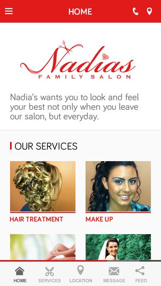 Nadia's Salon