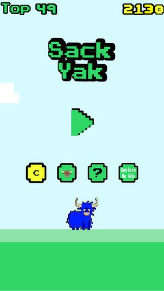 Sack Yak