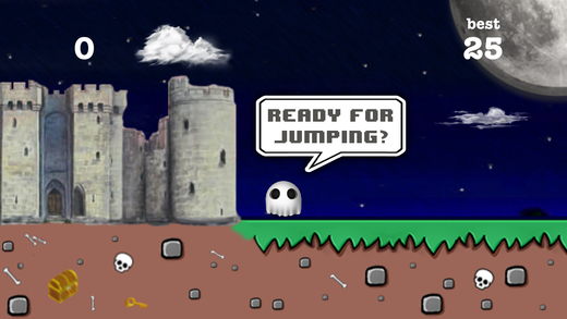 Jumping Ghost