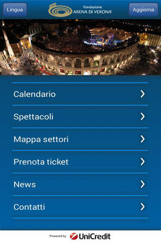 Arena di Verona screenshot 3