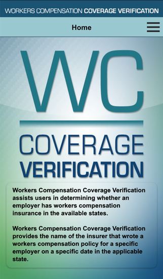 Workers Compensation Coverage Verification