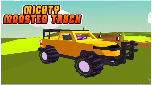 Mighty Monster Truck
