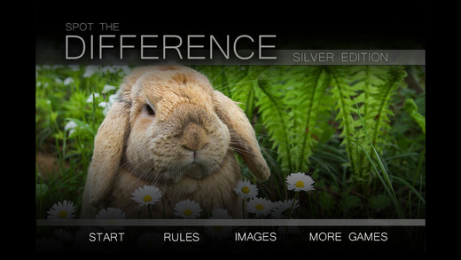 Spot the Difference Image Hunt Puzzle Game -Silver Edition - Free HD version