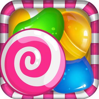 Candy Mania Blitz - Match 4 Candies to Win BIG! LOGO-APP點子
