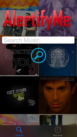 AlertifyMe Music