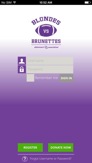 Alzheimer's Association - Blondes vs. Brunettes