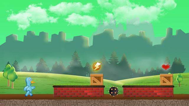 OddBirds Run - Top Flying Fun Game