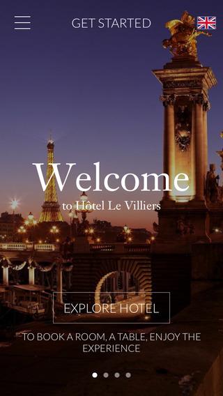 Hotel Villiers