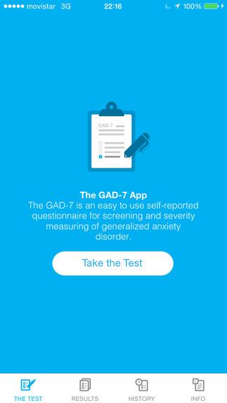 Anxiety Test GAD-7