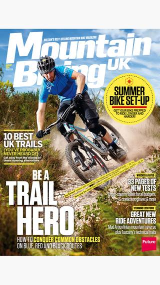 Mountain Biking UK: the mountain bike magazine