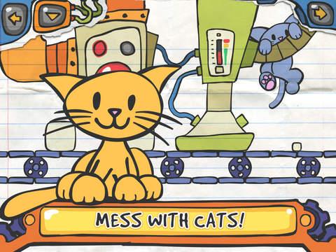 Kalley's Machine Plus Cats